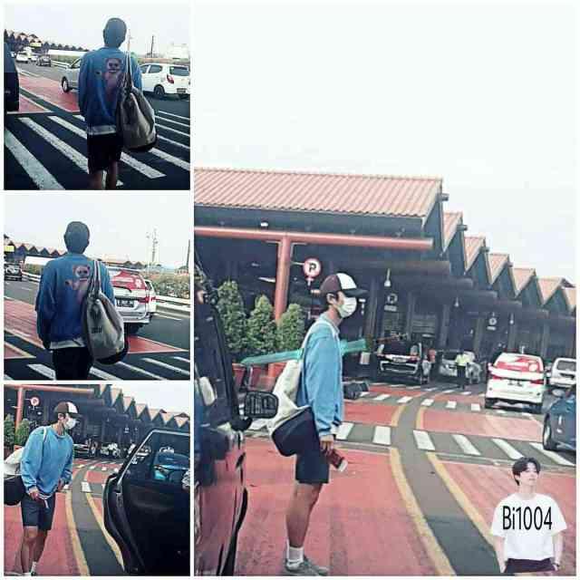 "gong yoo tiba di bandara soekarno hatta jakarta 750x750 - Gong Yoo, ""Goblin"" menginap di Resort Mewah Katamaran Lombok"