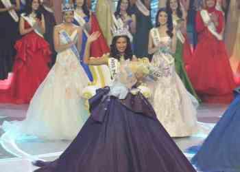 miss indonesia 2017 - Achintya Nilsen, 10 Fakta menarik Miss Indonesia 2017 yang ternyata masih SMA