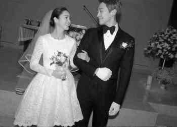 Kim Tae Hee Rain - Umumkan kabar bahagia, Kim Tae Hee & Rain resmi jadi calon Ayah dan Ibu