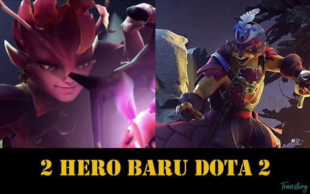 "2 heroes baru dota 2 The Dueling Fates - [ video ] : 2 Hero baru DOTA 2 bakal muncul di update terbaru ""The Dueling Fates"""