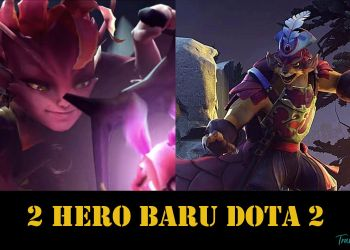 "2 heroes baru dota 2 The Dueling Fates - [ video ] : 2 Hero baru DOTA 2 bakal muncul di update terbaru ""The Dueling Fates"""