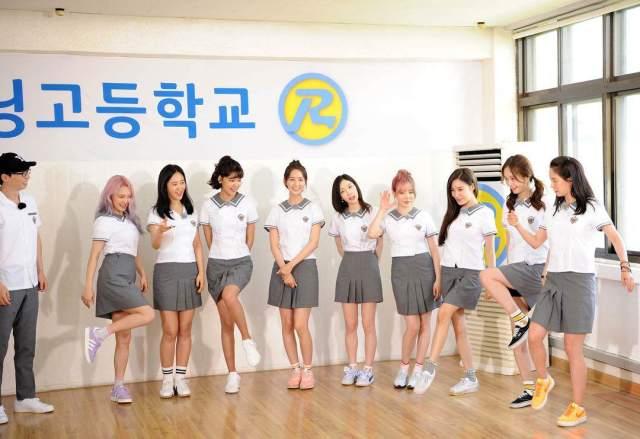 """Girls Generation - Yuk Intip Foto Keceriaan SNSD Saat Jalani Misi di """"Running Man"""""""