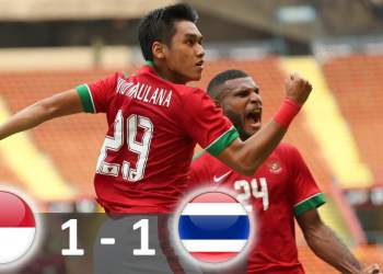 Indonesia vs Thailand 1 1 Sea Games 2017 Highlights and All Goals 15 Agustus 2017 - Video : Indonesia vs Thailand 1-1 - Sea Games 2017