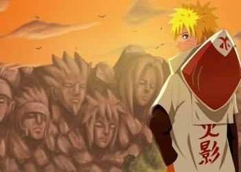 naruto hokage ke 7 konohagakure - 12 Fakta Unik dan menarik Naruto menjadi Hokage