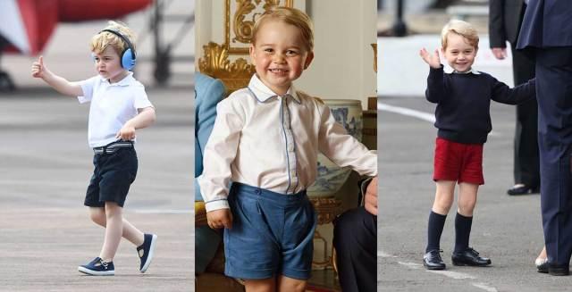Pangeran termuda selalu memakai celana pendek 1024x523 - Jadi bangsawan itu ga sepenuhnya enak, seperti keluarga kerajaan Inggris yang harus ngikutin 9 aturan menyebalkan ini