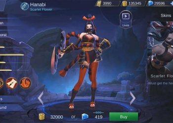 guide hanabi mobile legend - Guide Cara Menggunakan Hanabi - Mobile Legend