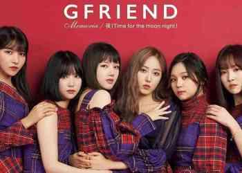 Sowon Yerin Eunha Yuju ShinB dan Umji gfriend memoria - Lirik Lagu GFRIEND Memoria MP3 (Japan, Latin dan Indonesia)