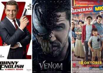 film terbaik oktober 2018 - 12 Film Bioskop Terbaru yang Tayang Oktober 2018