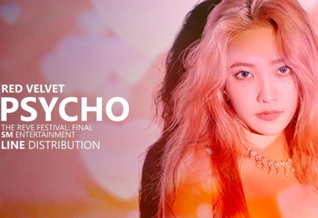 Lirik Lagu Psycho - Red Velvet (Hangul, Latin, English, Indonesia
