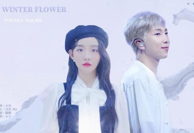 Lirik Lagu Winter Flower - Younha feat RM BTS (Hangul, English, Latin dan Indonesia)