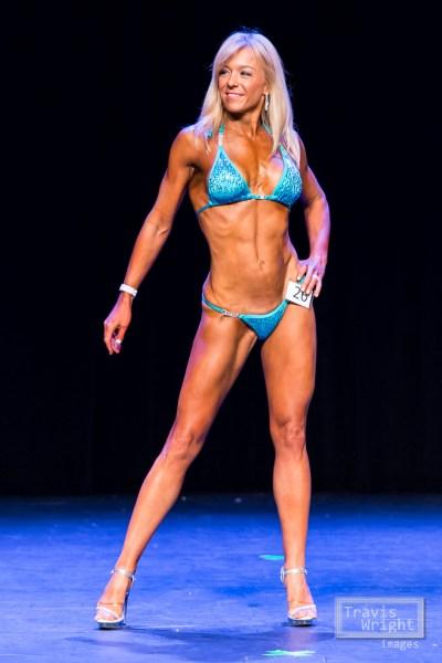 Bodybuilding Stage Photographer