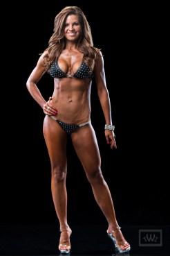 Studio Work For Bikini Body Builder