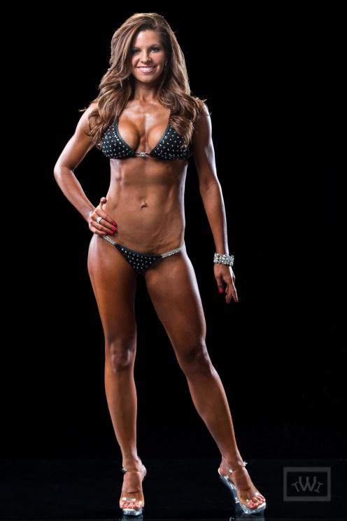Studio Work For Bikini Body Builder