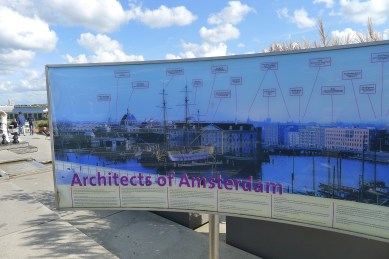 architects of #Amsterdam. Nemo Science Center | Aug.24