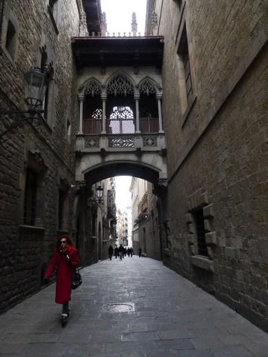 Gothic Quarter.