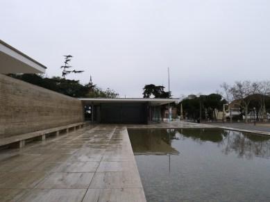"""12. Pavilion Mies van de Rohe. the most amazing """"that's it?!"""" architecture."""