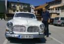 Senad Hadžijunuzović Čačak registrovao oldtimer Volvo Amazon