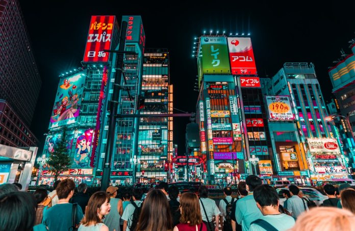 (東京推薦地點) 新宿購物叢林