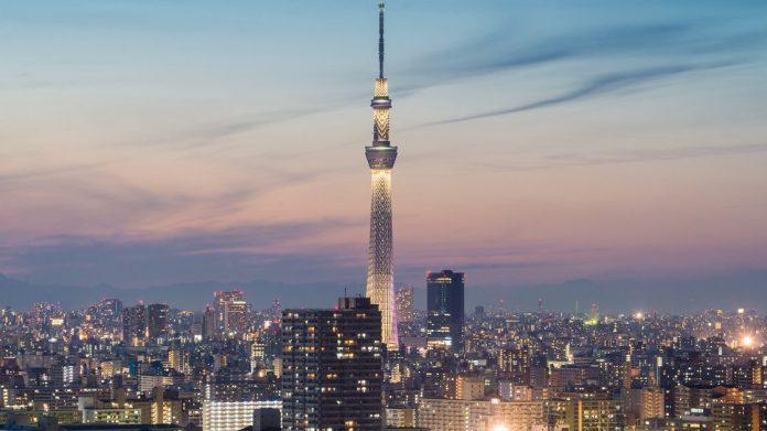 東京晴空塔 封面照片