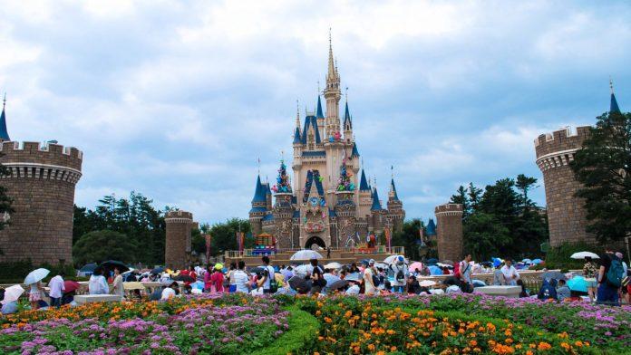 東京迪士尼樂園Disneyland Tokyo