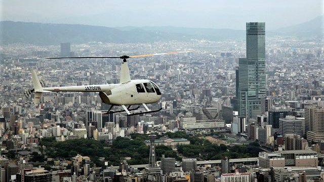 直升機遊覽