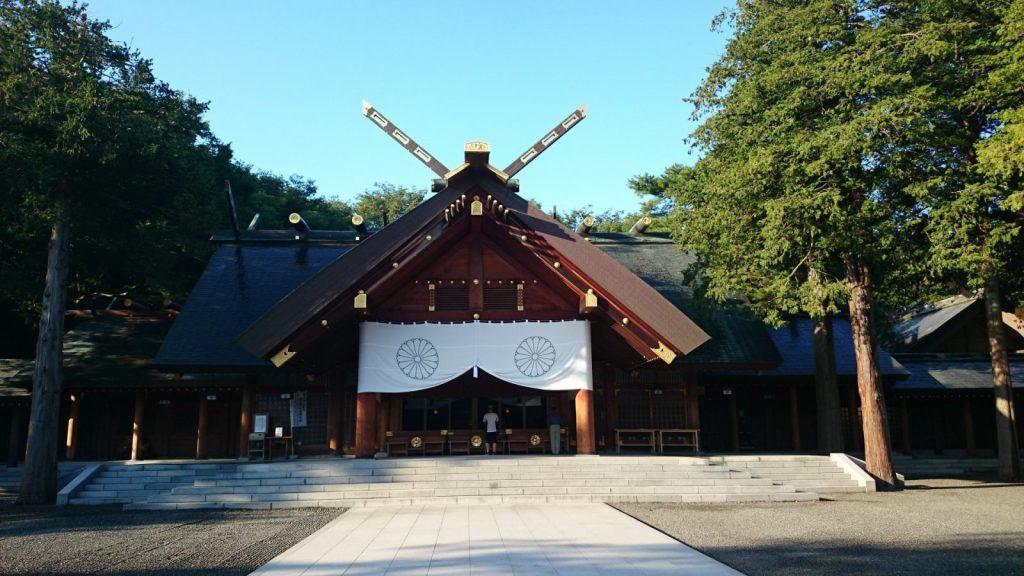 北海道神宮, 【北海道景點】札幌景點北海道神宮(籤詩、御守、參拜方式、六花亭)