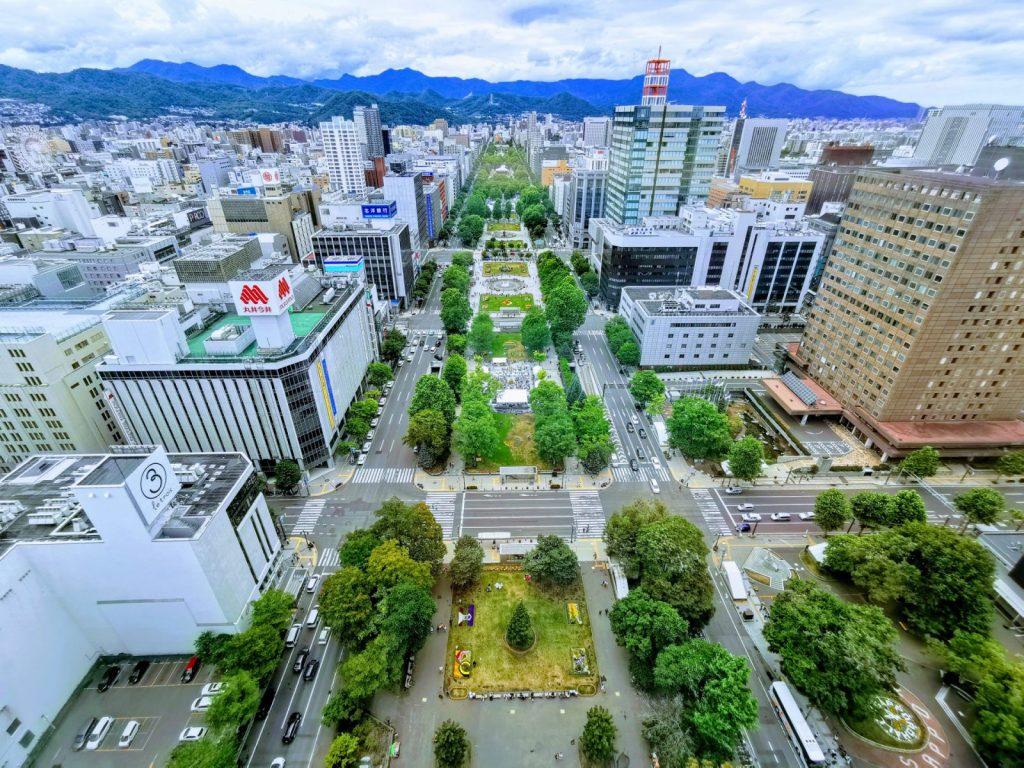 藻岩山, 【北海道景點】札幌藻岩山,必看絕美夜景,日本新三大夜景!