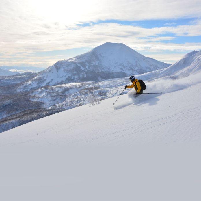 二世谷花園滑雪場
