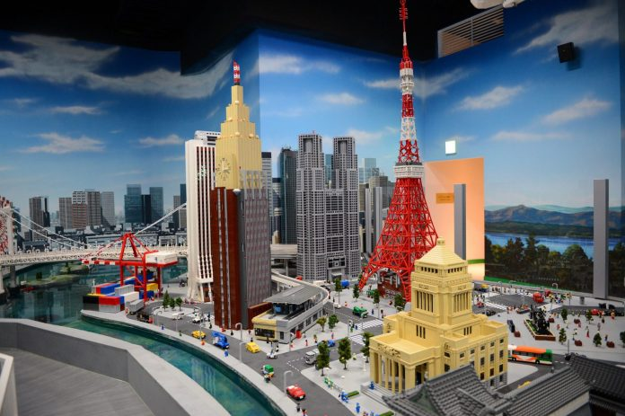 樂高樂園 Miniland