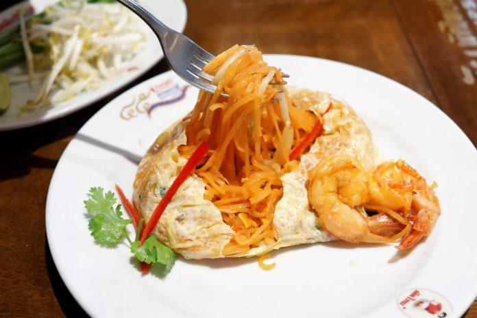 鬼門炒麵Thip Samai Pad Thai