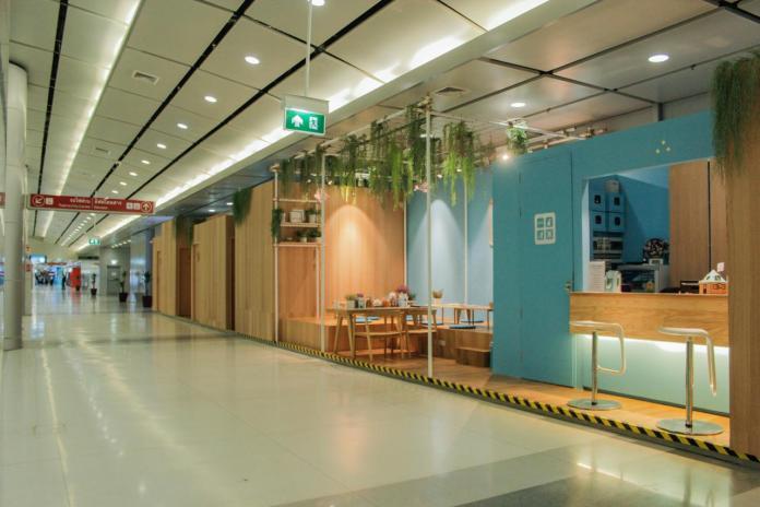 曼谷 機場, 【2020曼谷】素萬那普機場快線3大交通,美食攻略 BKK轉機住宿按摩,Suvarnabhumi Airport)