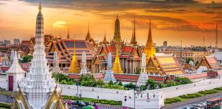 Royal Grand Palace Bangkok Tour Half Day1
