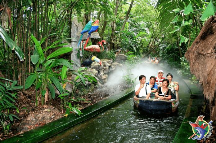 Safari World小舟遊林 1