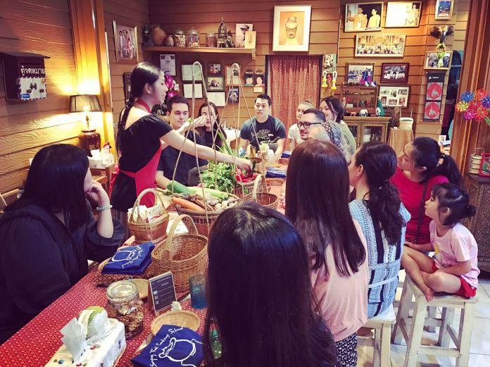 Sompong 泰式經典料理烹飪課