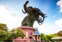 三頭象神博物館