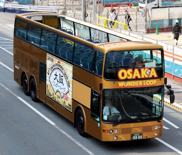 大阪觀光巴士 Wonder Loop 3