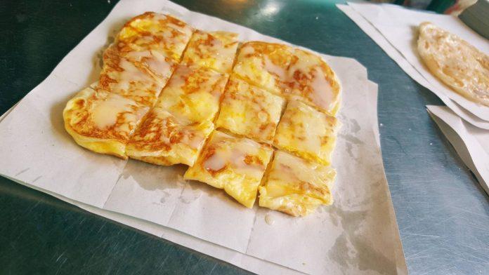 庶民美食泰式香蕉煎餅