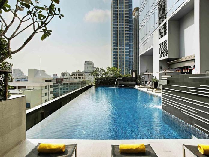 諾富特曼谷素坤逸酒店2