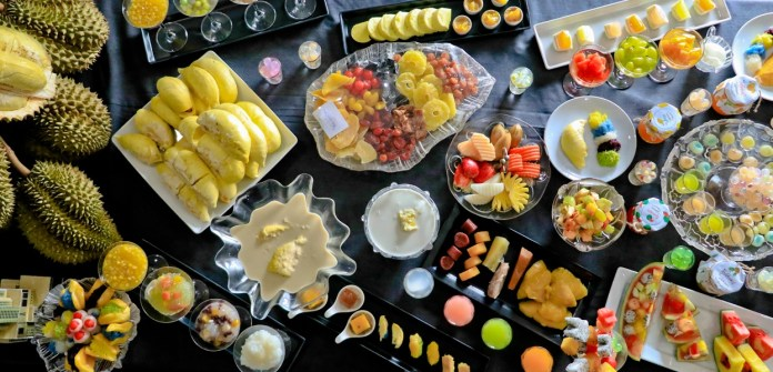 Fruit Court Buffet 2