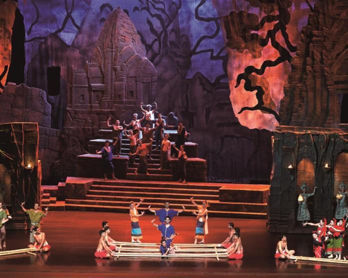 Siam Niramit 暹羅天使劇場