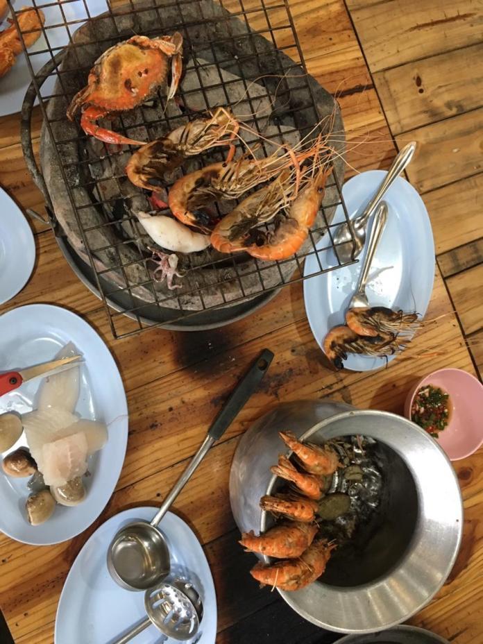 Yifu BBQ Seafood