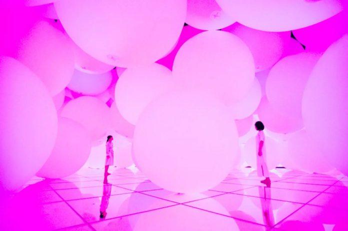 東京豐洲 teamLab Planets TOKYO 7