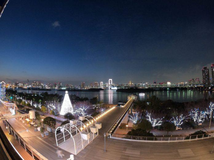DECKS Tokyo Beach 全年點燈