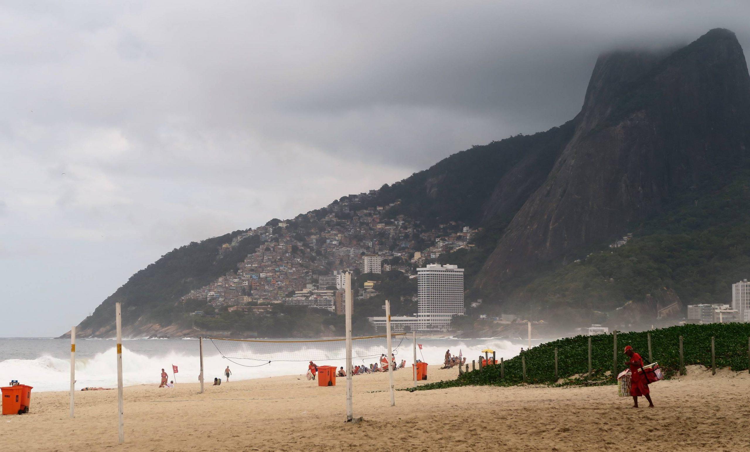 Beaches and Shopping in Rio de Janeiro, Brazil