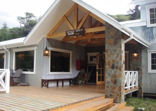 Refugio Grey Torres Del Paine