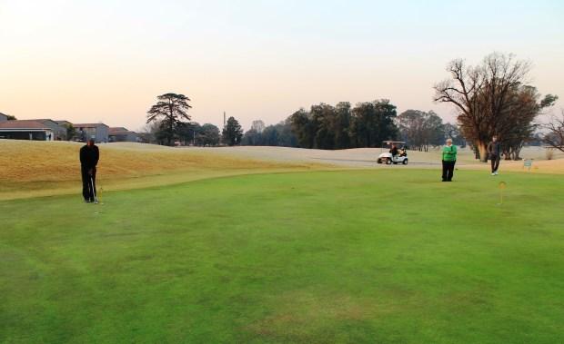 Bon Hotel Riviera on Vaal - country club golf