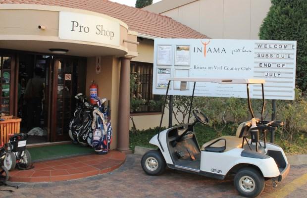 Bon Hotel Riviera on Vaal - pro shop
