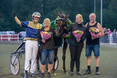 Knud Jensen & Søns 4 års mesterskab