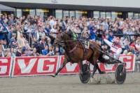 Repay Merci med Knud Mønster har vundet Bjerke Cup to gange i træk. Foto Eirik Stenhaug