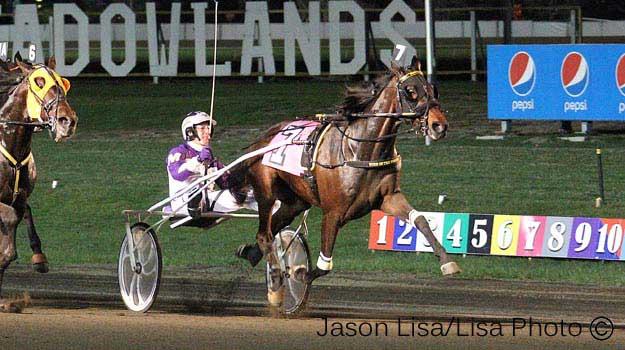 Wind of The North med David Miller vandt i 1.09.6